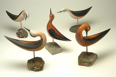 Bird carvings u2013 tj mcdermott