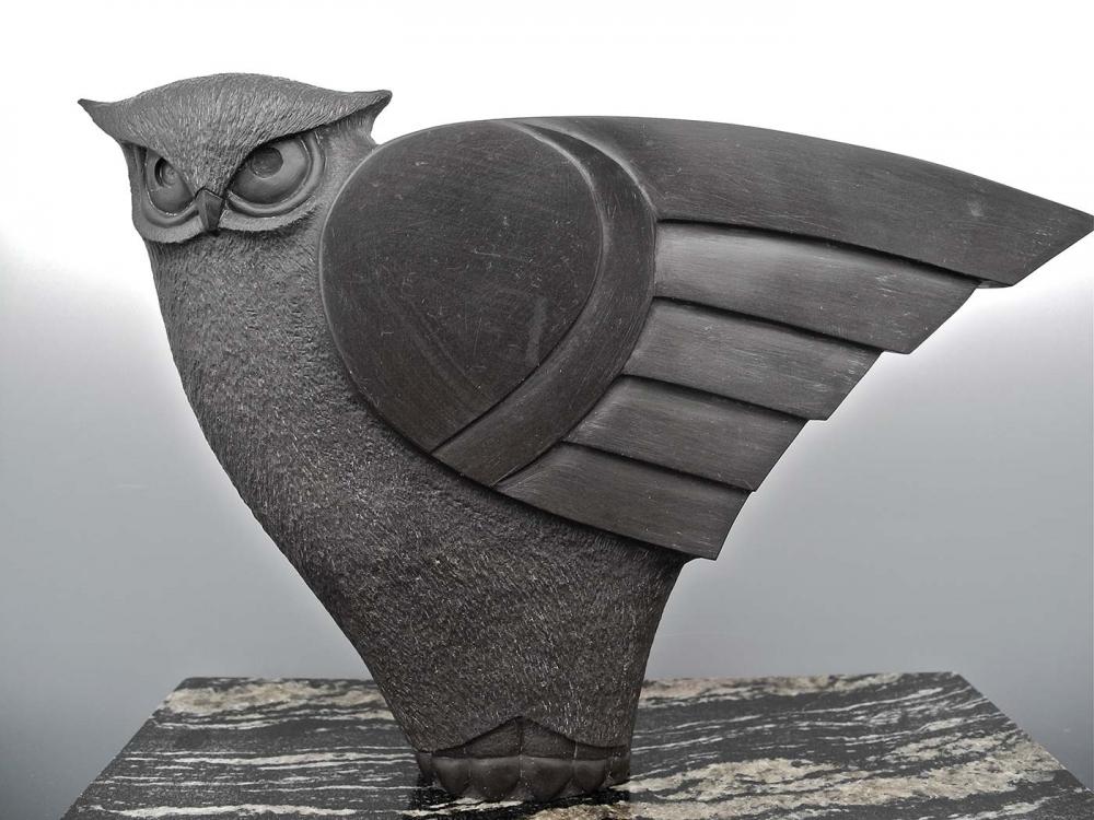 Bird carvings tj mcdermott