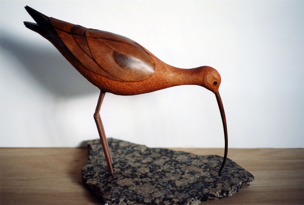 Bird Carvings Tj Mcdermott