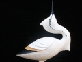 Egret Sculpture